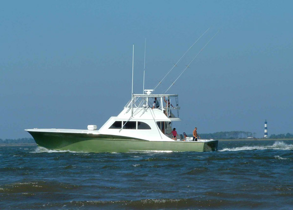 outer banks fishing charters Doghouse Charters