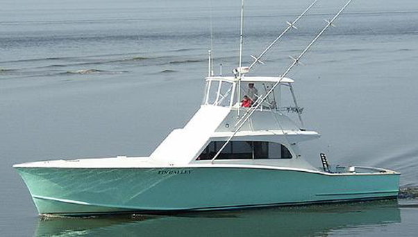 outer banks fishing charters wild card